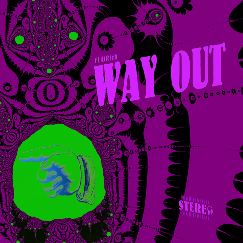 Click Here for Way Out on Amazon!